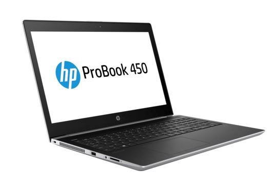 HP Probook 450 G5 i5-8250U 15.6in FHD 8GB 256GB TLC SSD Intel Graphics 620 W10P Intel 8265 AC+BT Silver FPR 3y warranty