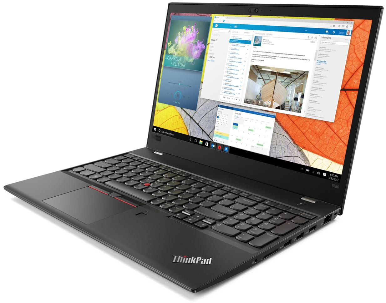LENOVO ThinkPad T580 i7-8550U 15.6inch FHD LED 8GB 256GB SSD IntelUHD620 FIBOCOM L830 EB W10P 3YW