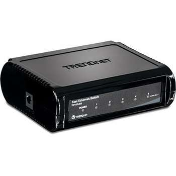 TRENDNET 5-Port 10 100Mbps Switch