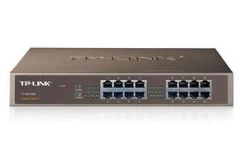 TP-LINK 16port Gigab. ECO-Switch 19in