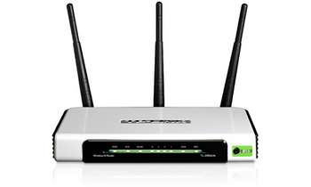TP-LINK WIRELESS 300M 11N ROUTER (3T 3R)
