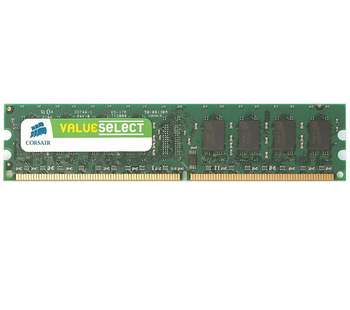 CORSAIR DDR2 667 MHz 1GB 240 DIMM Unbuffered CL5