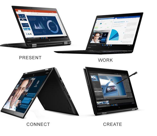 LENOVO ThinkPad X1 Yoga Touch i5-8250U 14inch WQHD MT 8GB 256GB PCIe SSD Intel HD620 W10P TopSeller