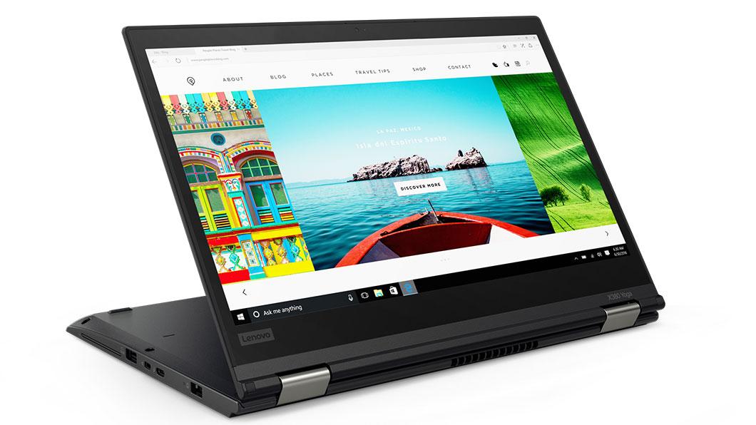 LENOVO ThinkPad X380 Yoga i7-8550U 13.3inch 8GB Soldered 512GB SSD M.2 PCIe W10P IntelUHD620 NVMe Opal2 TopSeller